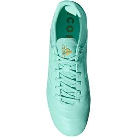 Buty piłkarskie adidas Copa 18.2 FG M DB2446 niebieskie 1