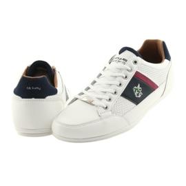 Buty Sportowe męskie Mckey 901 białe 4