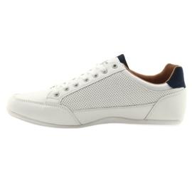 Buty Sportowe męskie Mckey 901 białe 2