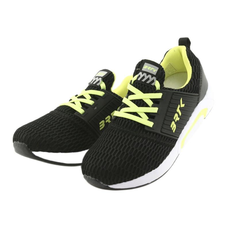 Bartek 58110 Buty sportowe wsuwane czarne zdjęcie 3