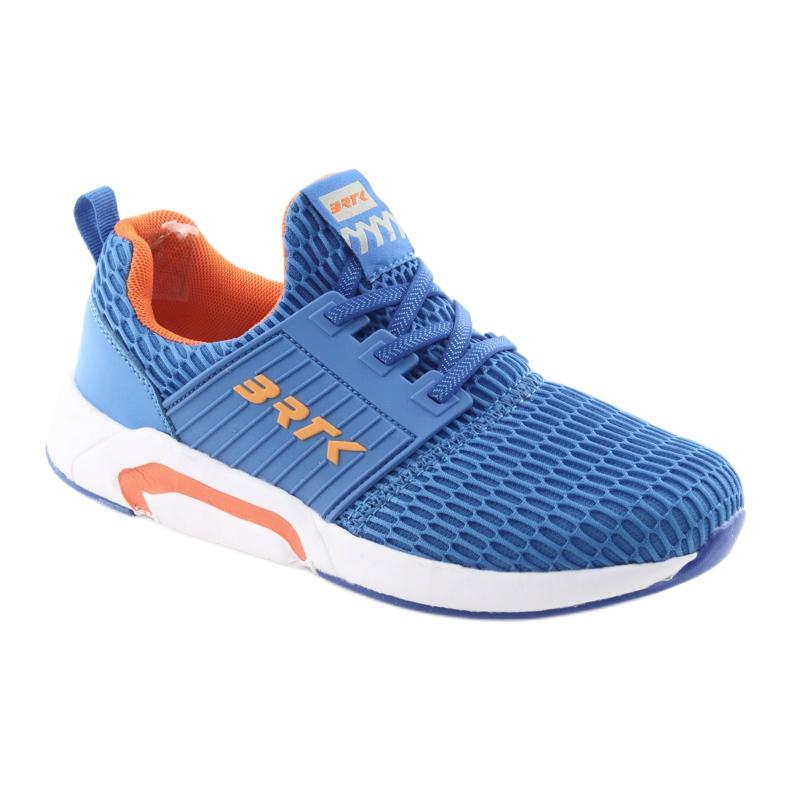 Bartek 58110 Buty sportowe wsuwane niebieskie zdjęcie 1