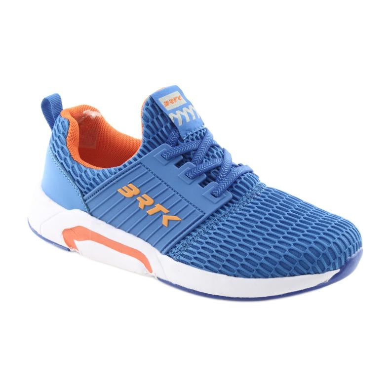 Bartek 55110 Buty sportowe wsuwane niebieskie zdjęcie 1