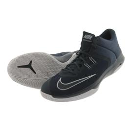 Buty koszykarskie Nike Air Versitile II 921692-401 granatowe 4
