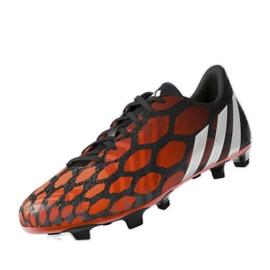 Buty piłkarskie adidas Predator Predito Instinct Fg Jr M20159 czerwone czerwone 1