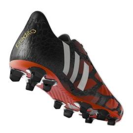 Buty piłkarskie adidas Predator Predito Instinct Fg Jr M20159 czerwone czerwone 2