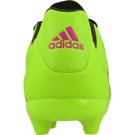 Buty piłkarskie adidas Ace 16.3 FG/AG M Leather AF5162 zielone zielone 1