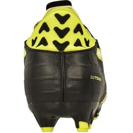 Buty piłkarskie Puma evoTOUCH 3 Fg M 10371001 czarne czarne 2