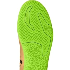 Buty halowe adidas Messi 16.3 In M BA9853 złoty złoty 1