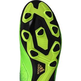 Buty piłkarskie adidas Ace 17.4 FxG M BB1051 zielone zielone 1