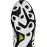 Buty piłkarskie adidas Nemeziz 17.4 FxG Jr S82459 białe biały, czarny 1