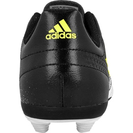 Buty piłkarskie adidas Ace 17.4 FxG Jr S77098 wielokolorowe czarne 2