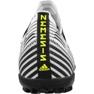 Buty piłkarskie adidas Nemeziz Tango 17.3 Tf M BB3657 biały, czarny białe 2
