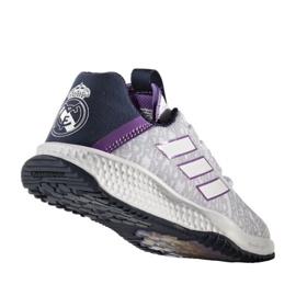Buty adidas Rapida Turf Real Madryt Fc Jr BA9699 białe białe 2