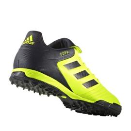 Buty piłkarskie adidas Copa Tango 17.3 Tf M BB6099 czarne zielone 1