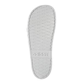 Klapki adidas Aqualette Cloudfoam U AQ2165 niebieskie 2