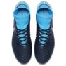 Buty piłkarskie Nike Magista Onda Ii Df Fg M 917787-414 niebieskie czarny, niebieski 2