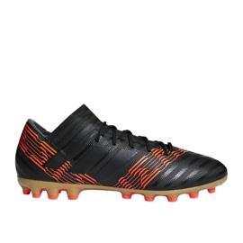 Buty piłkarskie adidas Nemeziz 17.3 Ag M CP8994 czarne czarne 1