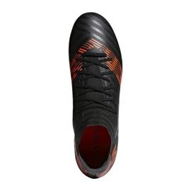 Buty piłkarskie adidas Nemeziz 17.3 Ag M CP8994 czarne czarne 2