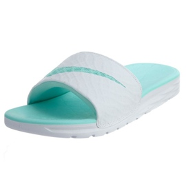 Klapki Nike Benassi Solarsoft Slide 705475-130 1