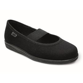 Befado obuwie dziecięce 274X004 czarne 1