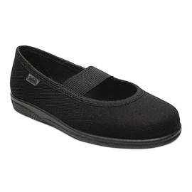 Befado obuwie dziecięce 274Y004 czarne 1