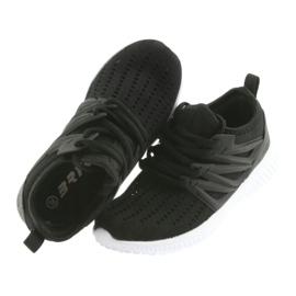 Bartek wkładka skóra 55114 Buty sportowe czarne 4