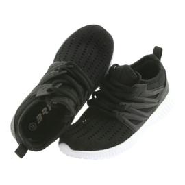 Bartek wkładka skóra 58114 Buty sportowe czarne 4