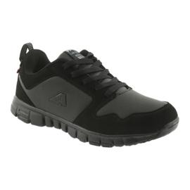 Sportowe Buty American Club FH16 czarne 1