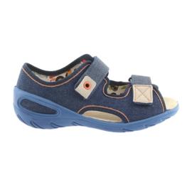 Befado obuwie dziecięce pu 065P126 1