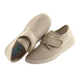 Befado obuwie damskie pu 036D024 Dr.Orto beżowy 5