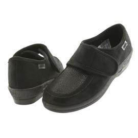 Befado obuwie damskie pu 984D017 czarne 5