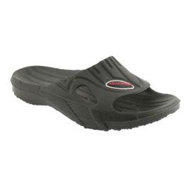 Klapki basenowe Aqua-Speed Arizona U czarne 1
