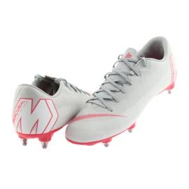 Nike Mercurial Vapor 12 Academy szare szare 4