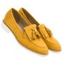 Żółte Mokasyny VICES zdjęcie 4