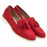 Czerwone Mokasyny VICES zdjęcie 1