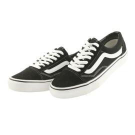Old Skool Vans czarne 3