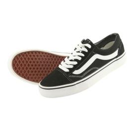 Old Skool Vans czarne 5