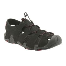 Sandały 4f M H4L18-SAM003 czarne 1
