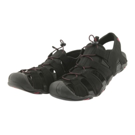 Sandały 4f M H4L18-SAM003 czarne 3