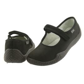 Befado obuwie damskie pu--young 197D002 czarne 5