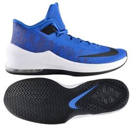 Buty koszykarskie Nike Air Max Infuriate 2 Mid M AA7066-400 niebieskie niebieskie 2