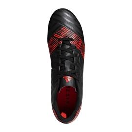 Buty piłkarskie adidas Nemeziz 17.4 FxG M CP9006 wielokolorowe czarne 2