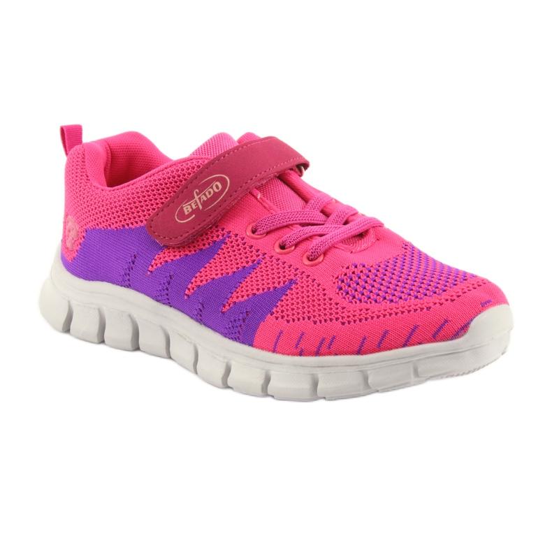 Befado obuwie dziecięce do 23 cm 516X023 zdjęcie 2