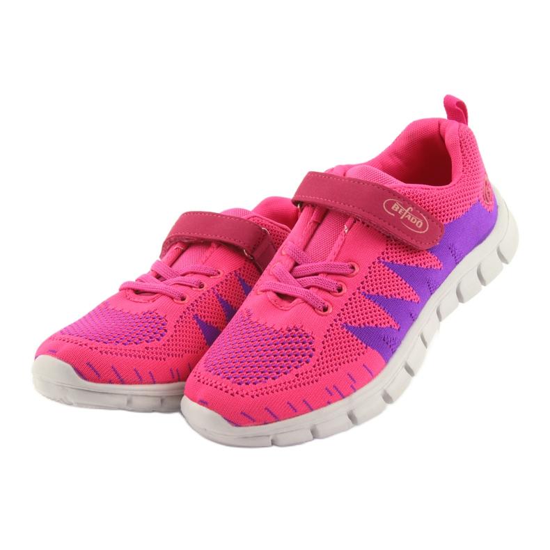 Befado obuwie dziecięce do 23 cm 516X023 zdjęcie 4