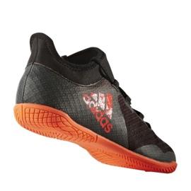 Buty piłkarskie adidas X Tango 17.3 In Jr CG3724 wielokolorowe czarne 1