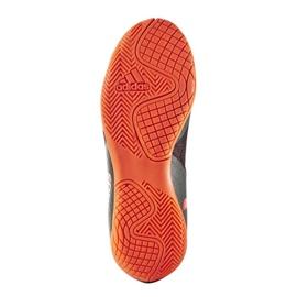 Buty piłkarskie adidas X Tango 17.3 In Jr CG3724 wielokolorowe czarne 2