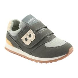 Befado obuwie dziecięce do 23 cm 516Y040 szare 2