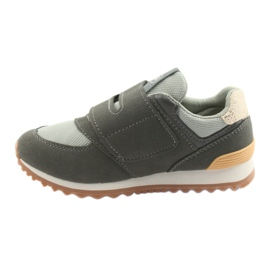 Befado obuwie dziecięce do 23 cm 516Y040 szare 3