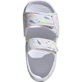 Sandały adidas Altaswim I Jr F34793 białe 1
