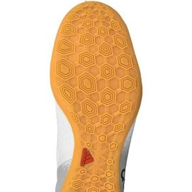 Buty halowe adidas X Tango 16.2 In M BA9471 białe białe 2